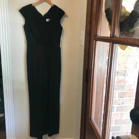 4cd8e97bb46 Eliza J. black dressy jumpsuit